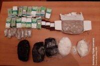 Azərbaycana 5 kq narkotik keçirilməsinin qarşısı alınıb